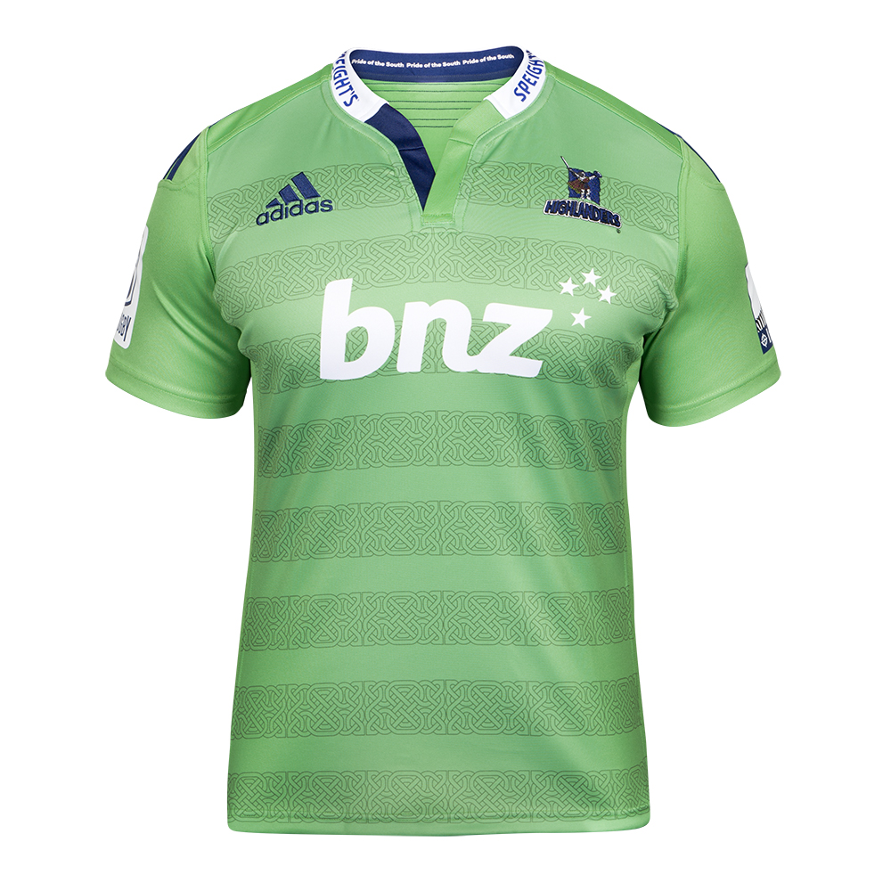 buy online 1f355 8a9b3 Highlanders 2014/15 Super Rugby Adidas Home & Alternate ...