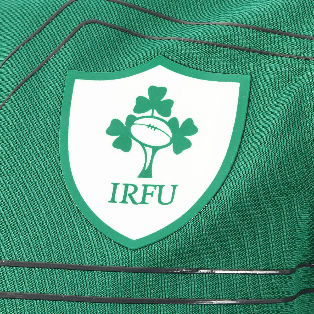 Ireland Rugby 201314 Puma Home Shirt Rugby Shirt Watch