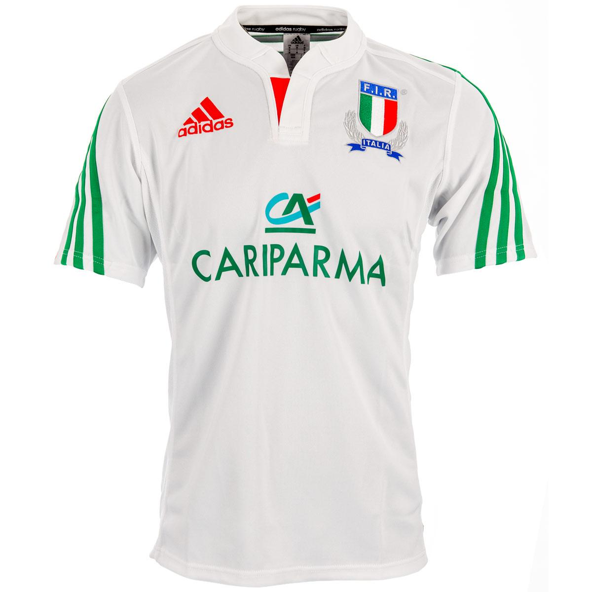 8d8bbe0afa5 Italy Rugby 2014 Adidas Alternate Shirt – Rugby Shirt Watch