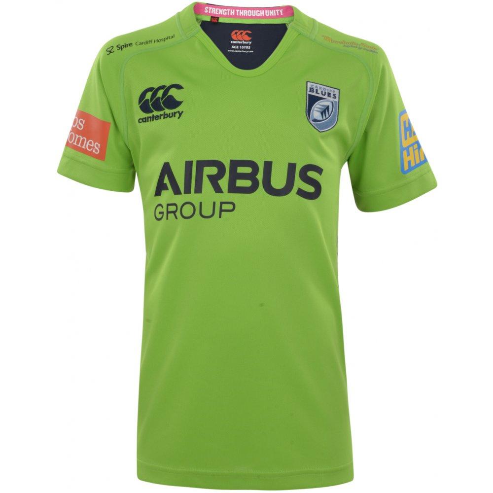 Leinster Rugby Season 2014 15 So Far: Cardiff Blues 2014/15 Canterbury European Shirt