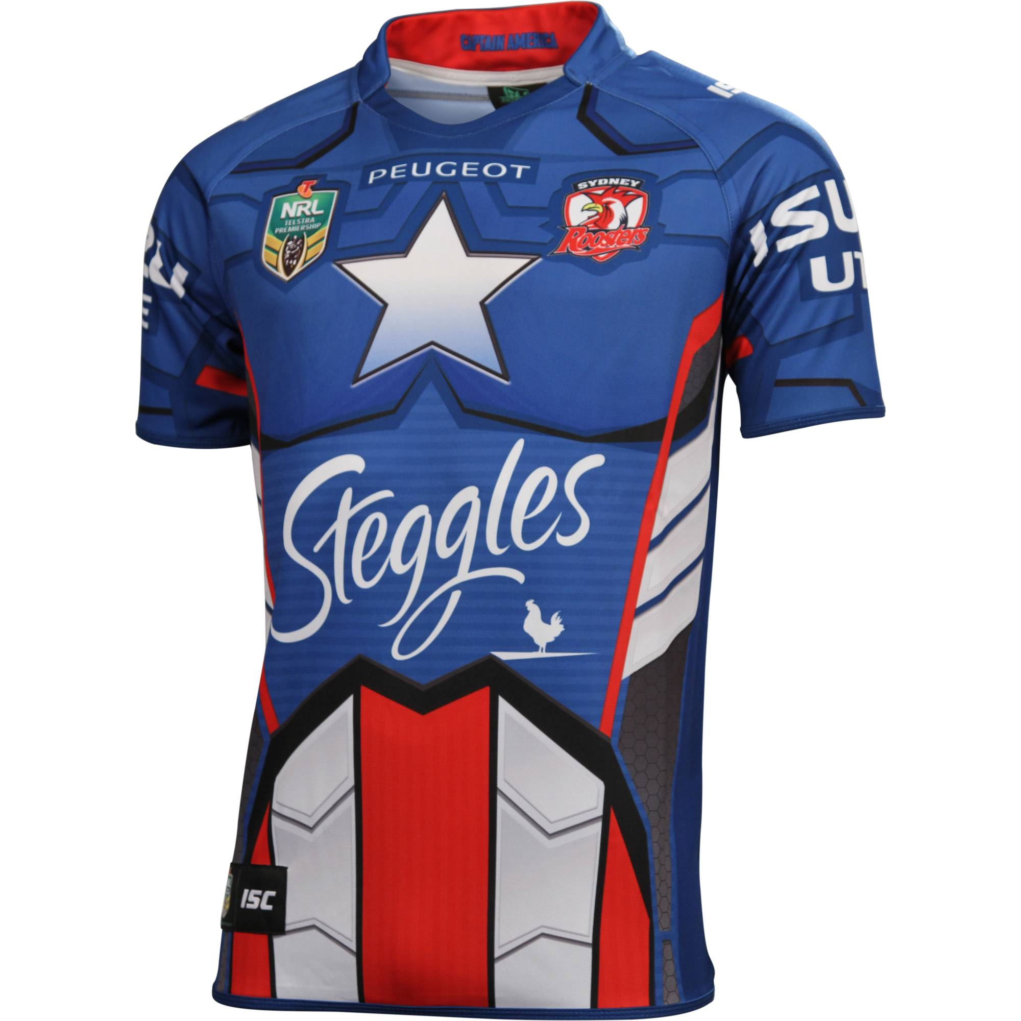 a9269835922 NRL 2014 ISC Marvel Heroes Shirts – Rugby Shirt Watch