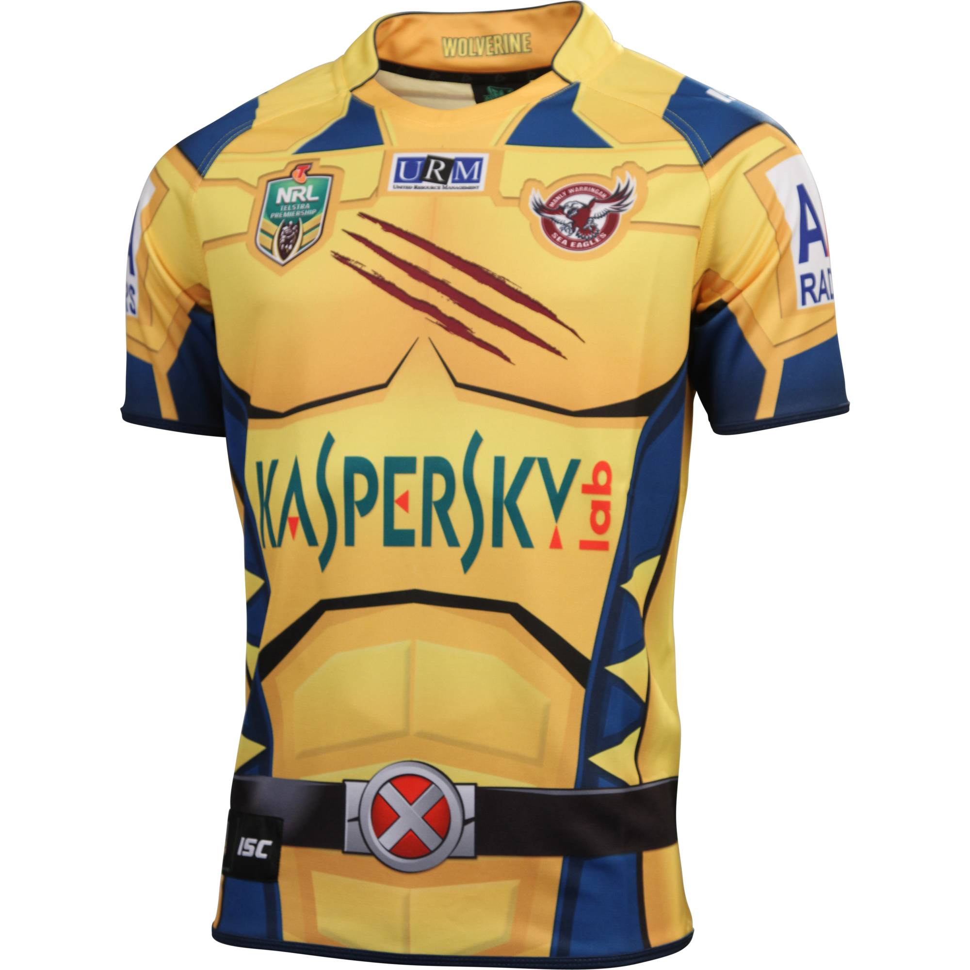 5dc356a28b0 NRL 2014 ISC Marvel Heroes Shirts – Rugby Shirt Watch