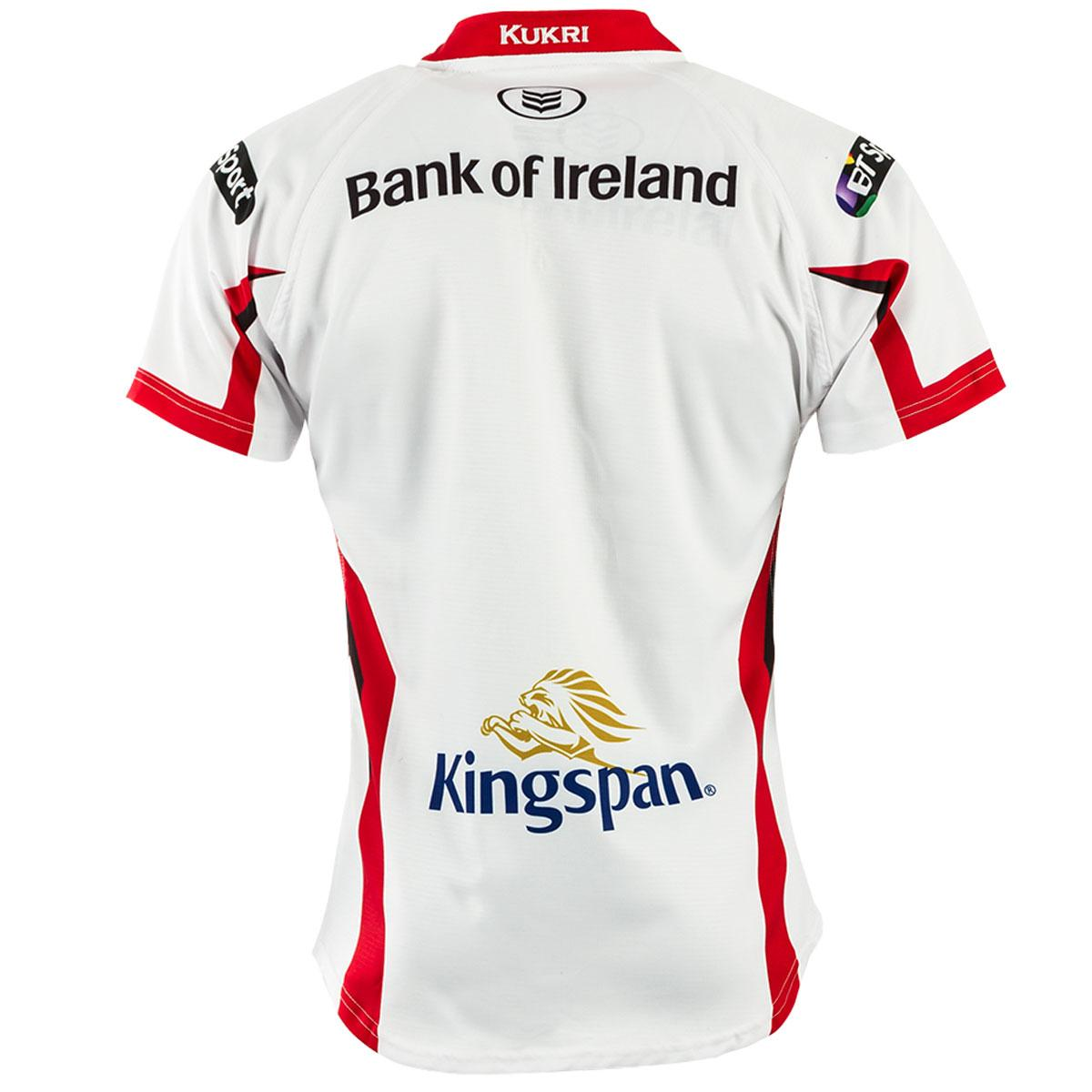 aaf1a07c0d8 Ulster Rugby 2014 15 Kukri Home   Alternate Shirts – Rugby Shirt Watch