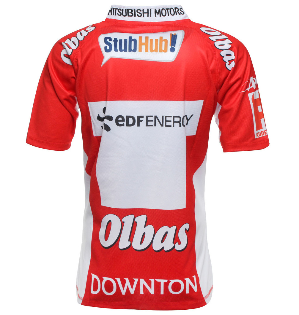 Design shirt kooga - As A Rule We Try Not To Slate A Rugby Shirt Because Of The Type Or Positioning Of The Sponsors Teams Need To Sell As Much Shirt Real Estate As They