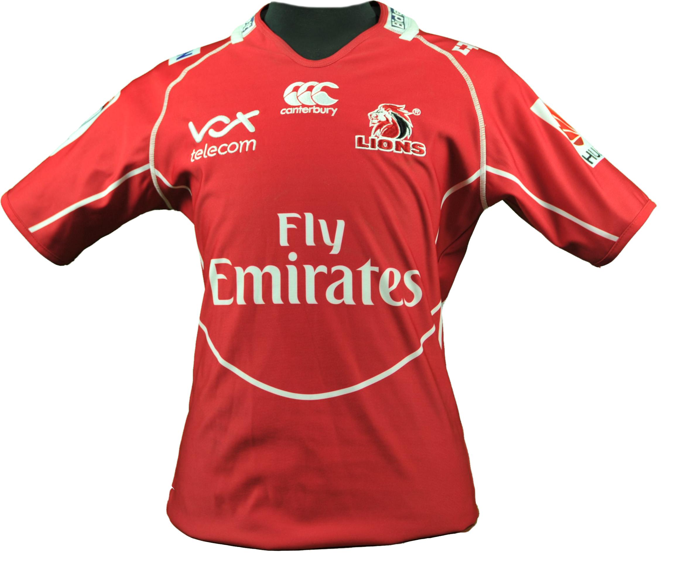 b27a3aee07c <b>Rugby Shirt</b> Watch — Emirates <b>Lions</b> Super <b>Rugby</b> 2015  Canterbury .