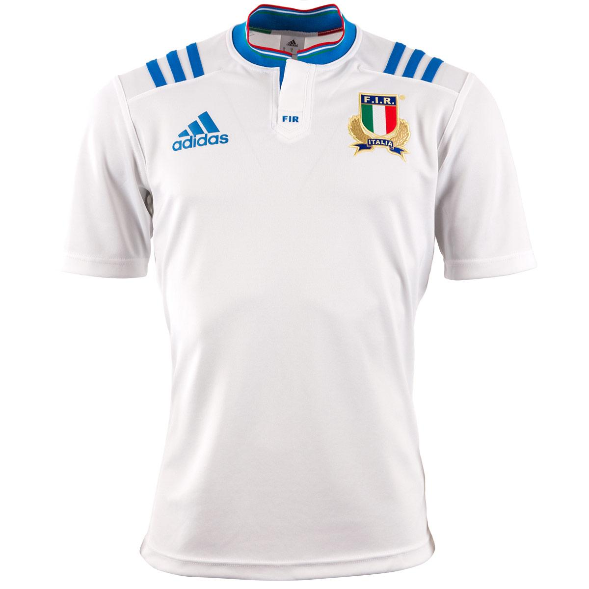 59dbb9d873f Italy Rugby 2015 Adidas Alternate Shirt. Italy15AltFront. Italy are one of  the few test nations who get a lot of mileage out of their alternate jersey.