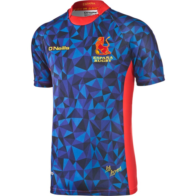 6db95fb61 Spain Rugby 2015 O Neills Home   Alternate Shirts – Rugby Shirt Watch