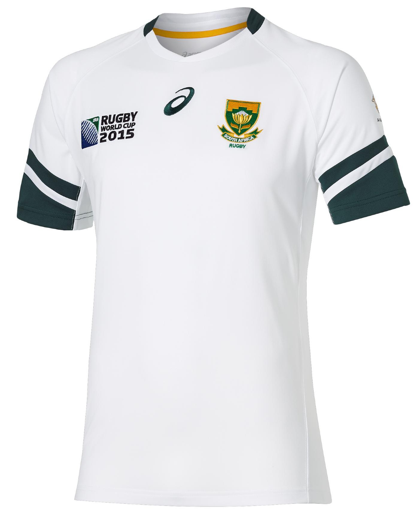 South Africa Rugby Kit 2015 South Africa Springboks Rugby