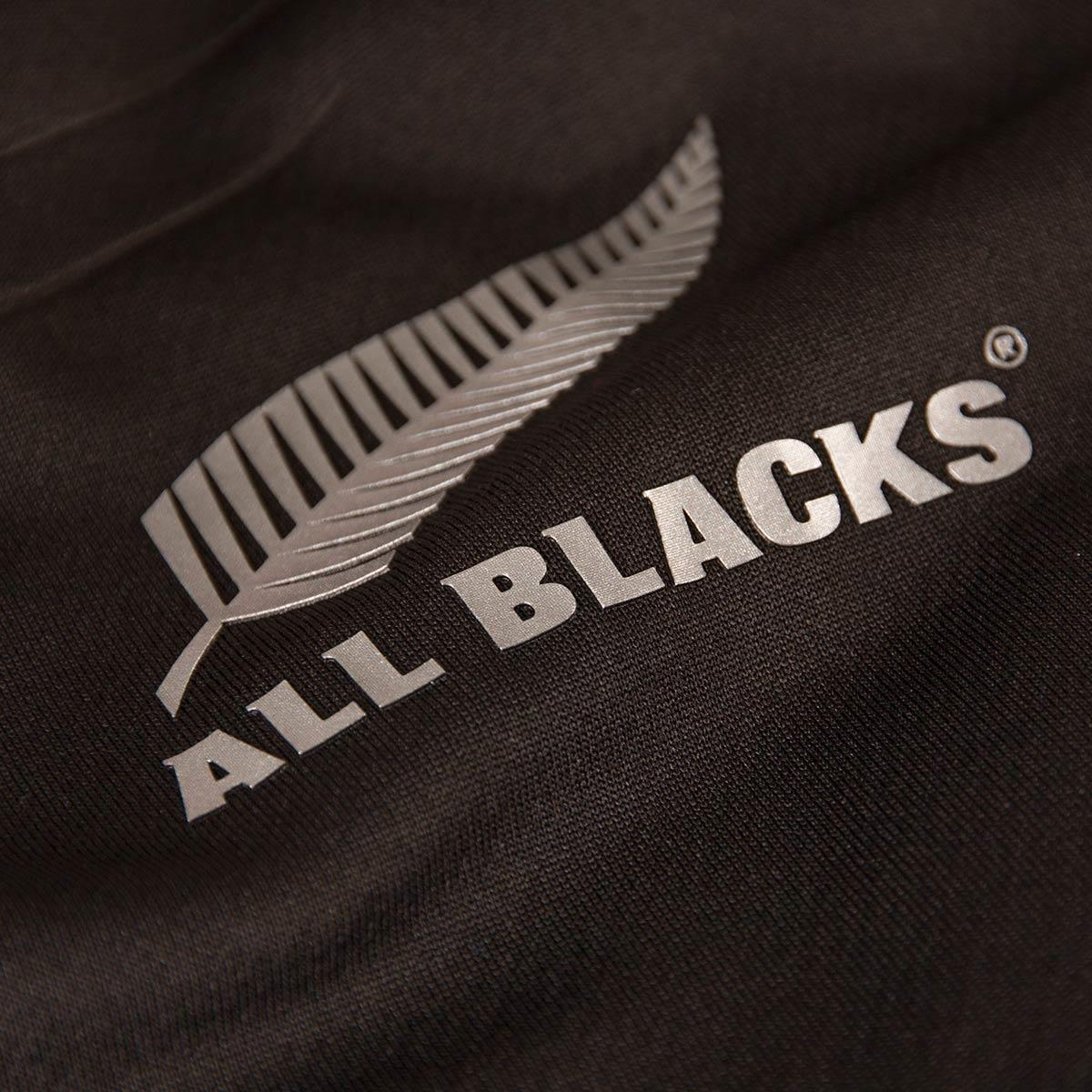 All black t shirt new zealand - That S Not The Only Aspect Of The None More All Blacks Shirt To Have Been Retained Either Namely The Gunmetal Silver Fern And Adidas Logo