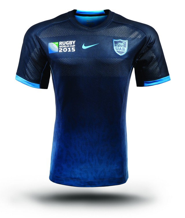 afijo artería fotografía  Argentina Pumas Nike Rugby World Cup 2015 Alternate Shirt | Rugby Shirt  Watch
