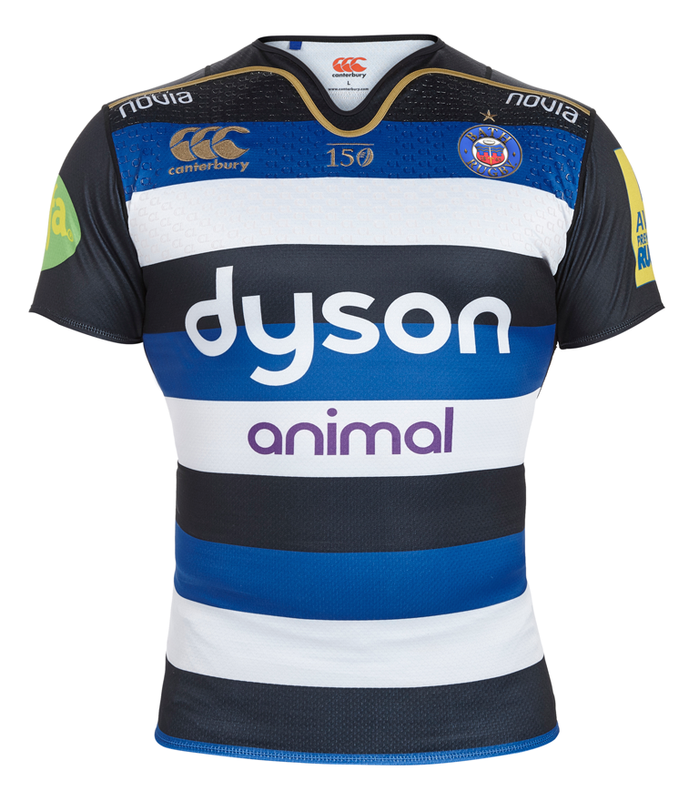 Bath Rugby Canterbury 2015 Home Shirt