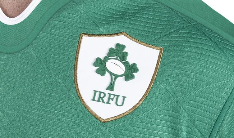Ireland Rugby Canterbury Rugby World Cup 2015 Home Shirt Rugby