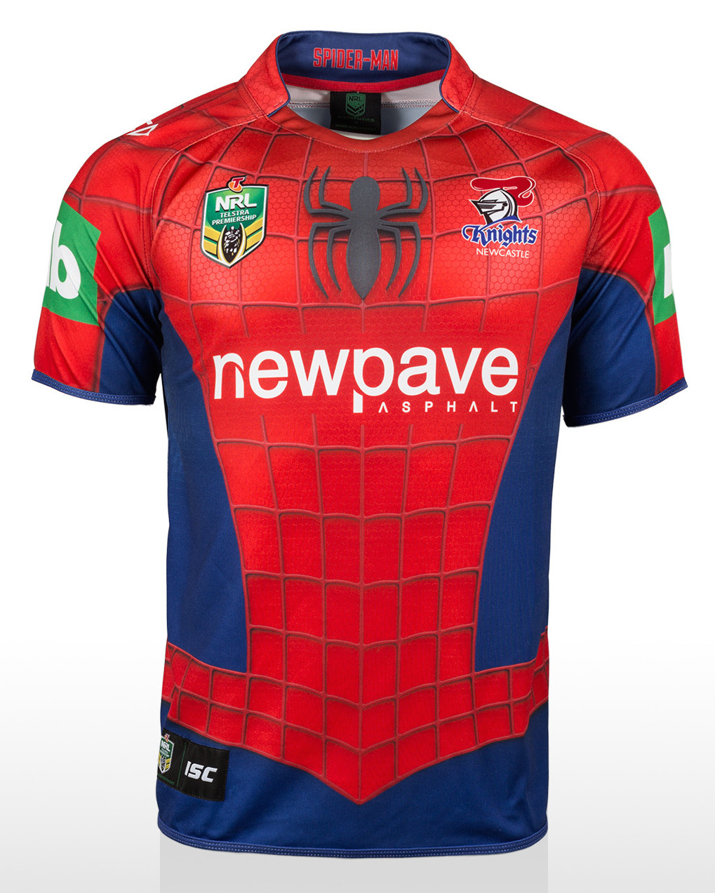 be5548df72e NRL ISC Marvel Heroes 2015 Shirts – Rugby Shirt Watch