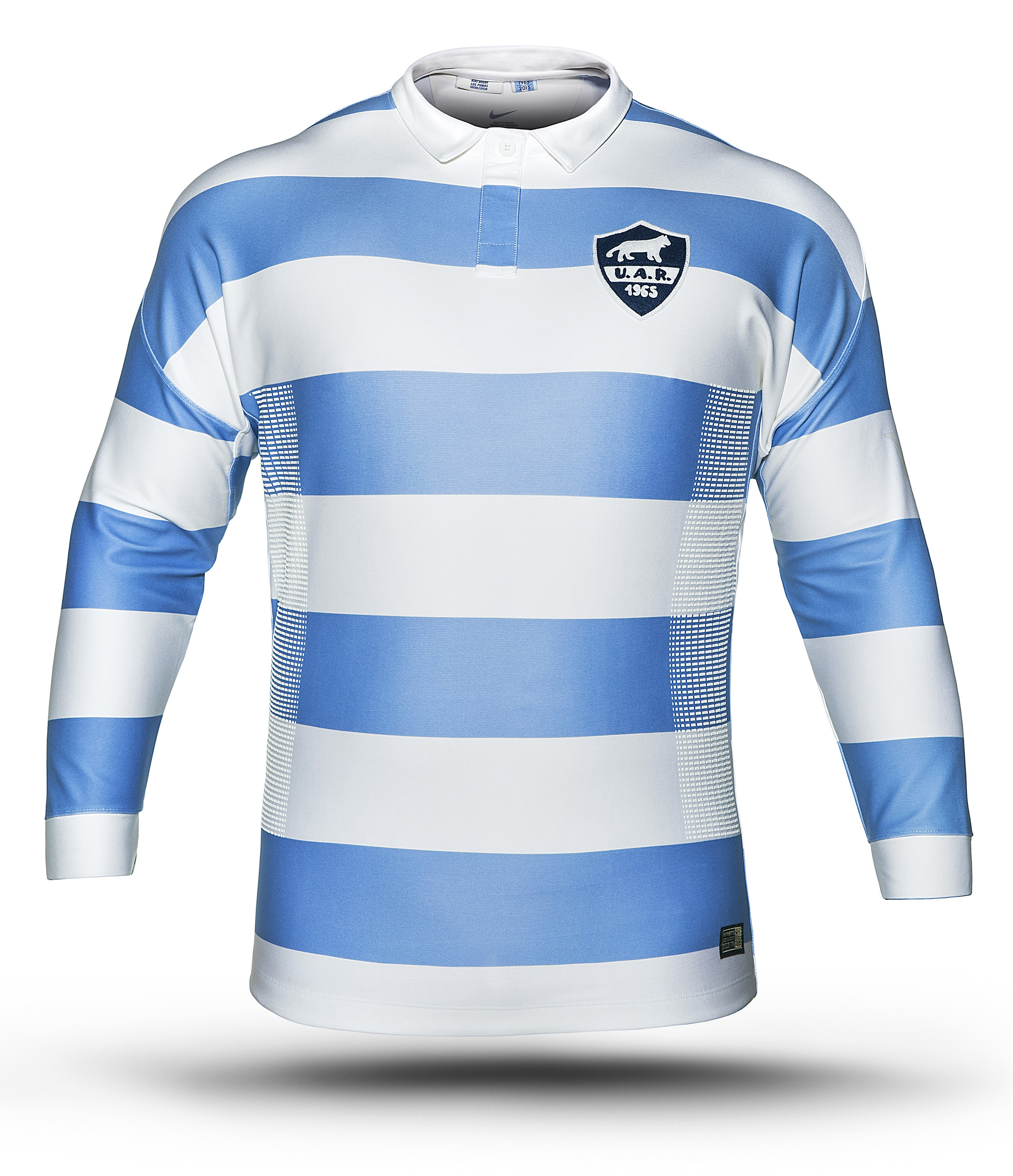Nike practically invented the modern rugby shirt back in 2003, and while the US sports giant doesn't produce quite as many shirts as it used to do,