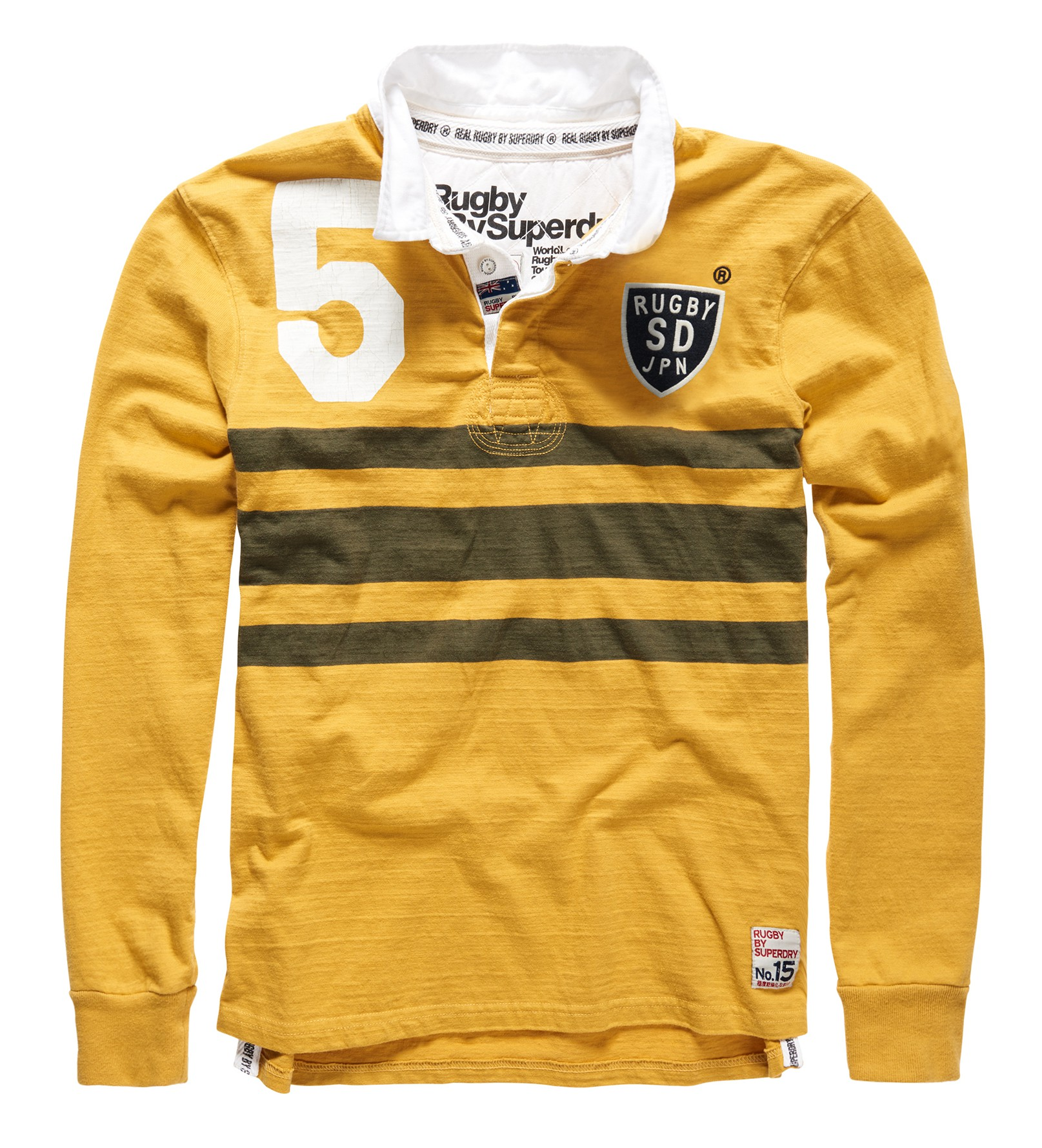 Stash 'N' Grab: Superdry World Legends Rugby Shirts