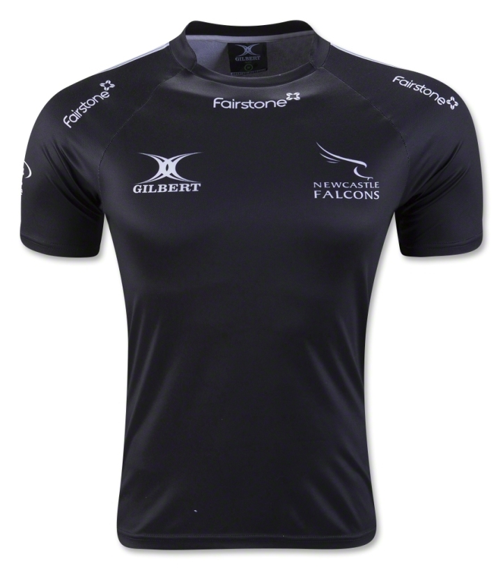 NewcastleFalcons2016HomeShirtFront