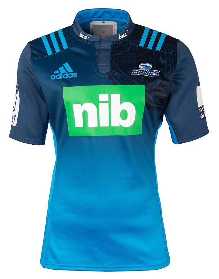 new styles 1797b cff9b Blues Adidas Super Rugby 2016 Home Shirt – Rugby Shirt Watch