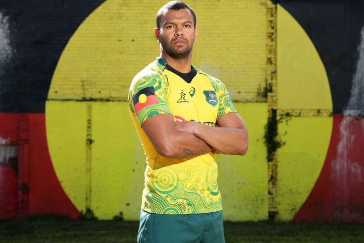 170717 Kurtley Beale jersey