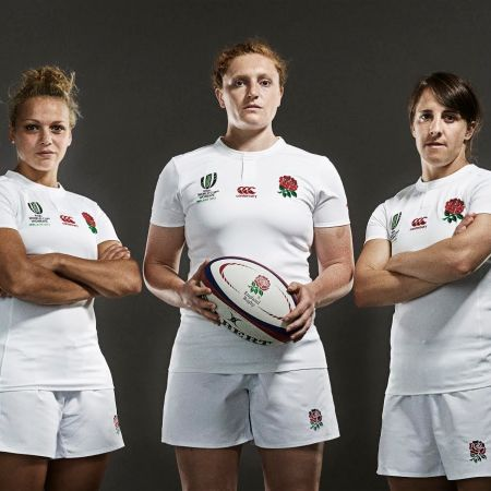 c5bdf2c541e NEWS: Canterbury launches England Women's Rugby World Cup 2017 jersey