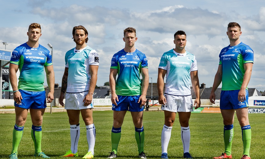 Connacht Rugby Kit Launch 2017-2018 BLK photography by Roger Ken