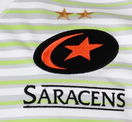 f563d889c5ce8 Saracens FC – Rugby Shirt Watch