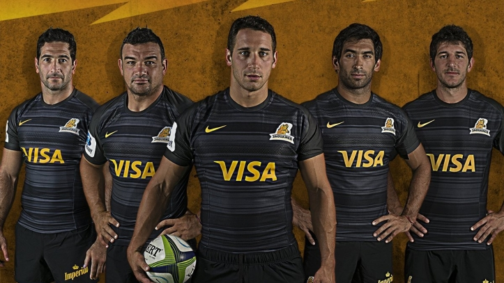 9864ef409bd Argentine Super Rugby team the Jaguares have revealed their brand new Super  Rugby home and away jerseys, which the Beunos Aries-based team will wear ...