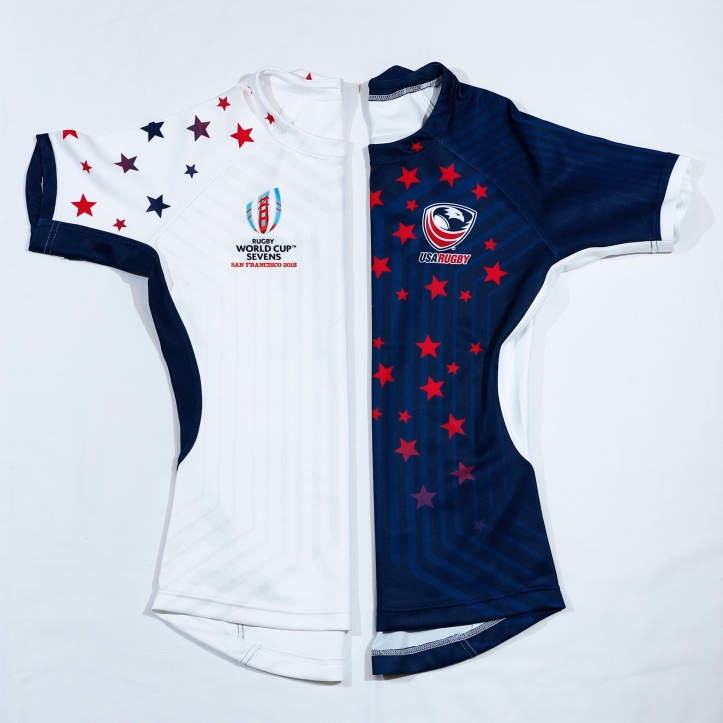2da4687ee NEWS  USA Rugby Men s 7s wear unbranded RWC7s kit – Rugby Shirt Watch