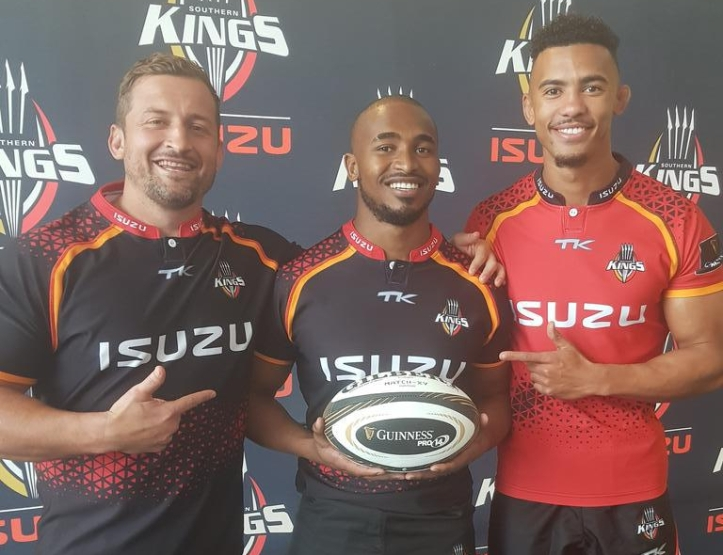 63c788d3269 The new kits for the Port Elizabeth-based side were revealed late on,  perhaps because of a change of kit supplier to South Africa firm TK Sports.