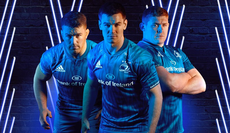 f2f974a02 NEWS: Leinster Rugby reveal 2018/19 Adidas home & away shirts – Rugby Shirt  Watch