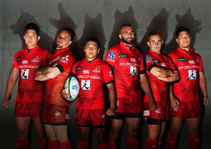 f05aa58fee7 The Sunwolves have been in Canterbury since their arrival in Super Rugby,  and so it continues for 2019. The new shirts ...