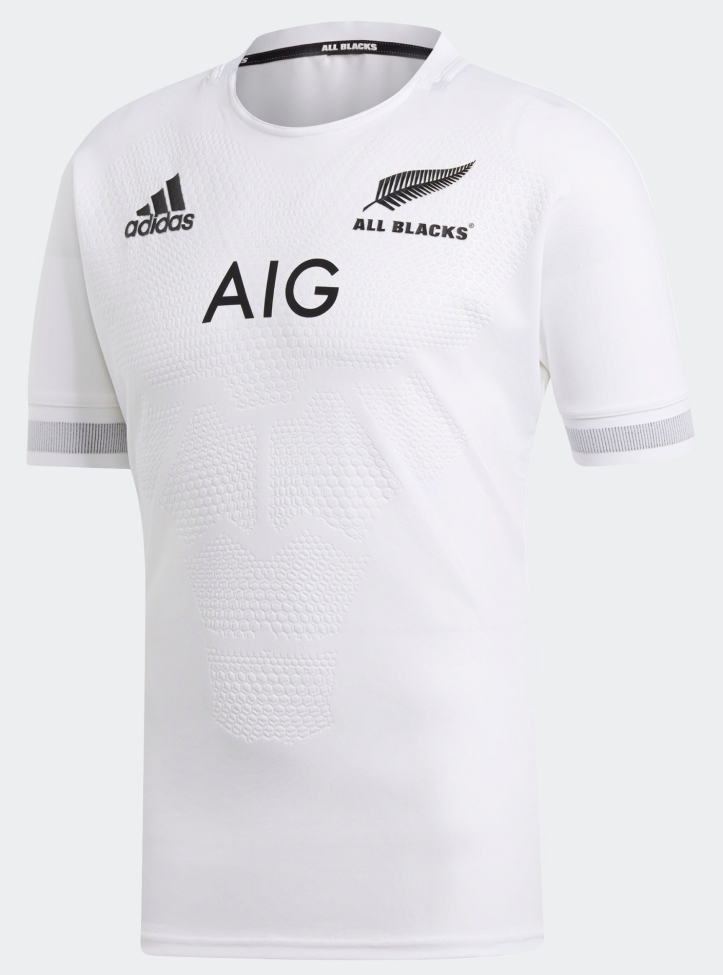 ae3e11be The All Blacks are one of those teams that only really need an alternate  shirt on the rarest of occasions, but as is the way with modern rugby that  hasn't ...