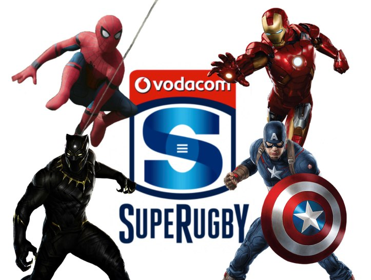 8df5405f265063 NEWS: South African Super Rugby sides to wear Marvel Superhero jerseys in  2019