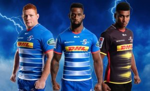 Rugby Shirt Watch — NEWS: DHL Stormers reveal BLK Super Rugby 2019