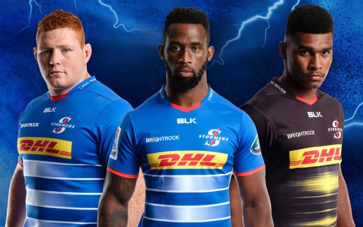 d67ef00a50c The Stormers brought their kits in-house for 2018 after the end of their  decades-long association with Adidas, but it really didn't go down well  with fans.