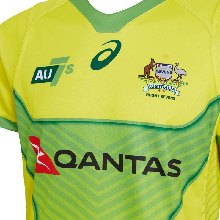 News Australia 7s Reveal 2019 Jerseys Rugby Shirt Watch