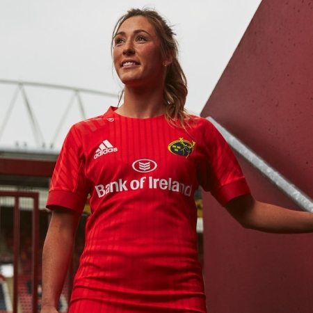 20472d72f68 NEWS: Munster Rugby reveal 2019/20 Adidas Home & Away Shirts