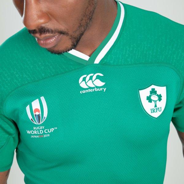 irish rugby world cup jersey 2019