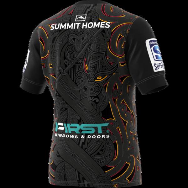 News Gallagher Chiefs Reveal Maori Inspired 2020 Jersey Rugby Shirt Watch