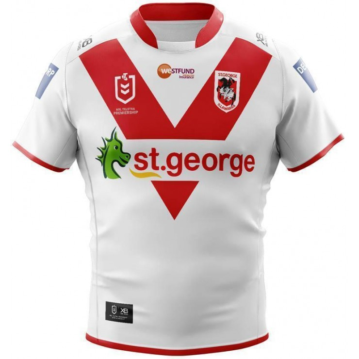 Every NRL 2020 Home Jersey, Ranked   Rugby Shirt Watch