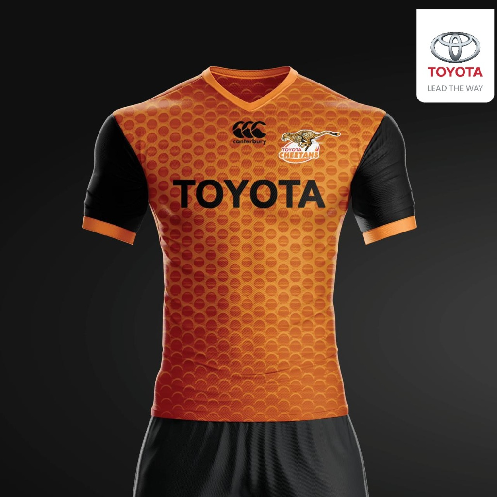 The Cheetahs Are Asking Fans To Choose Their New Away Shirt And The Options Are Amazing Rugby Shirt Watch