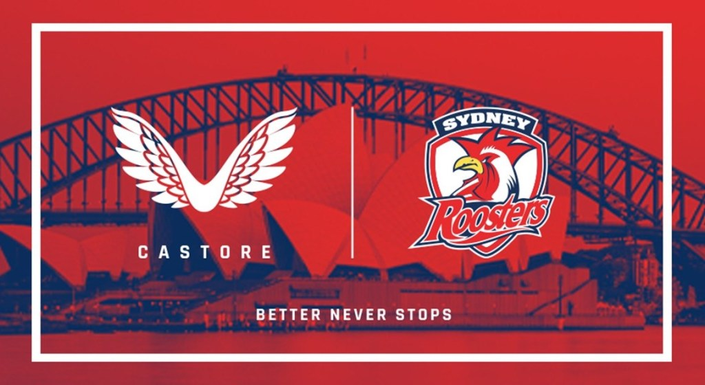 Castore Sydney Roosters