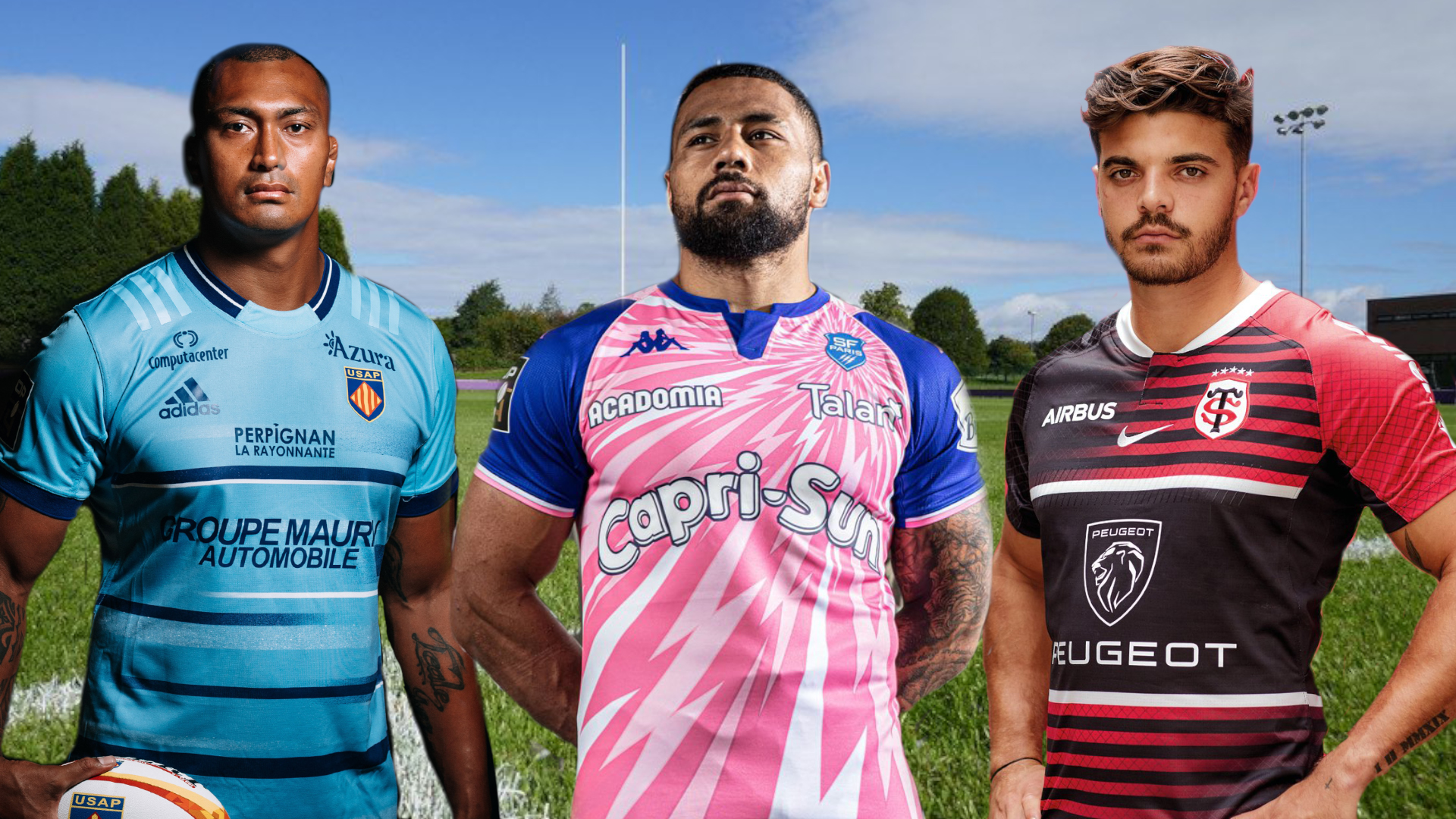 We check out every new shirt that the Top 14 clubs will be wearing this season…